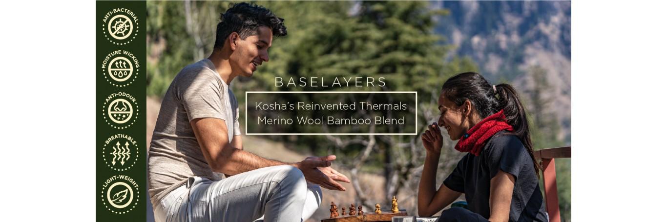 Kosha Base Layers_Thermals Reinvented