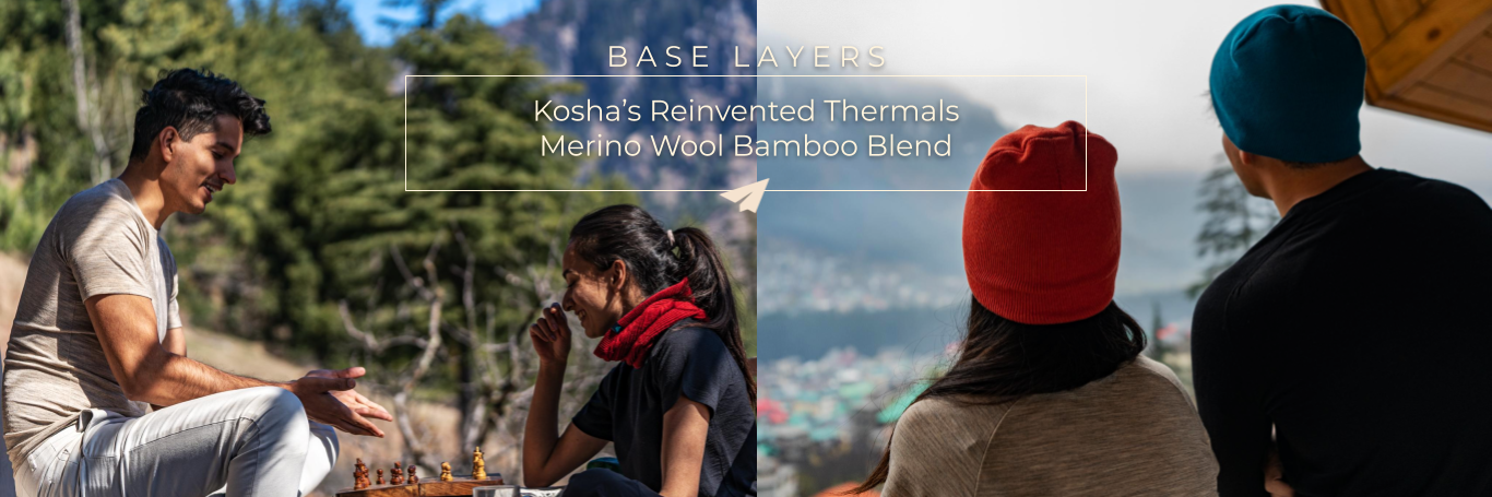 Kosha Base Layers_Thermals Reinvented