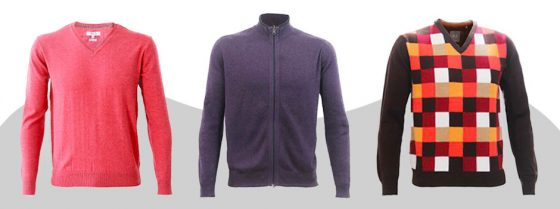 Types of Wool Sweater