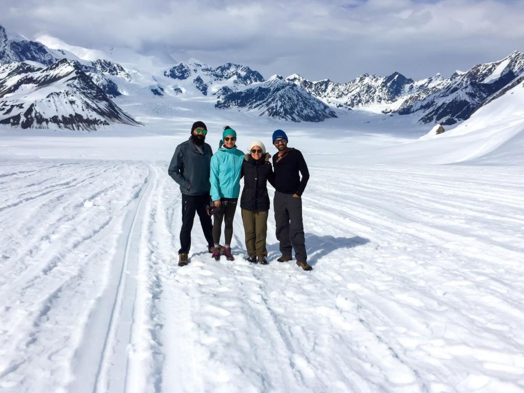 Road Tripping Across Alaska with Amrita Diwanji