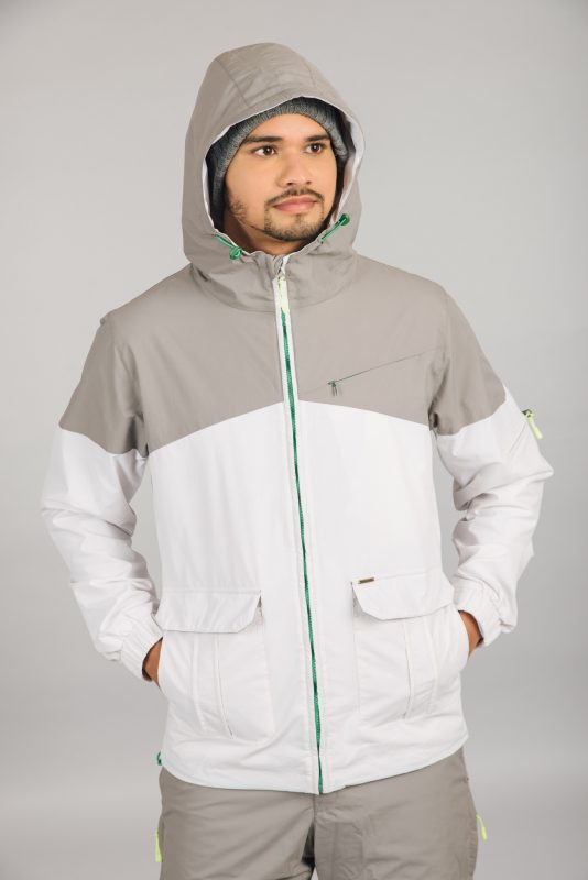 Kosha's Men Hardshell Jacket