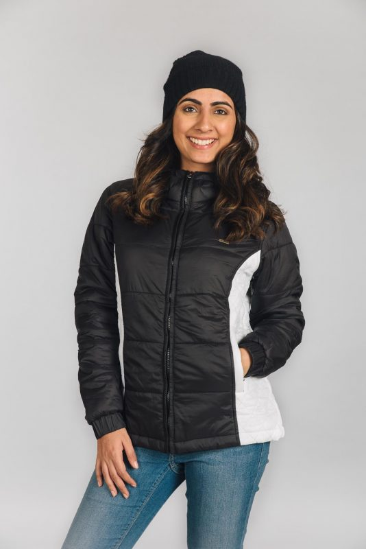 Kosha's Women Puffer Jacket