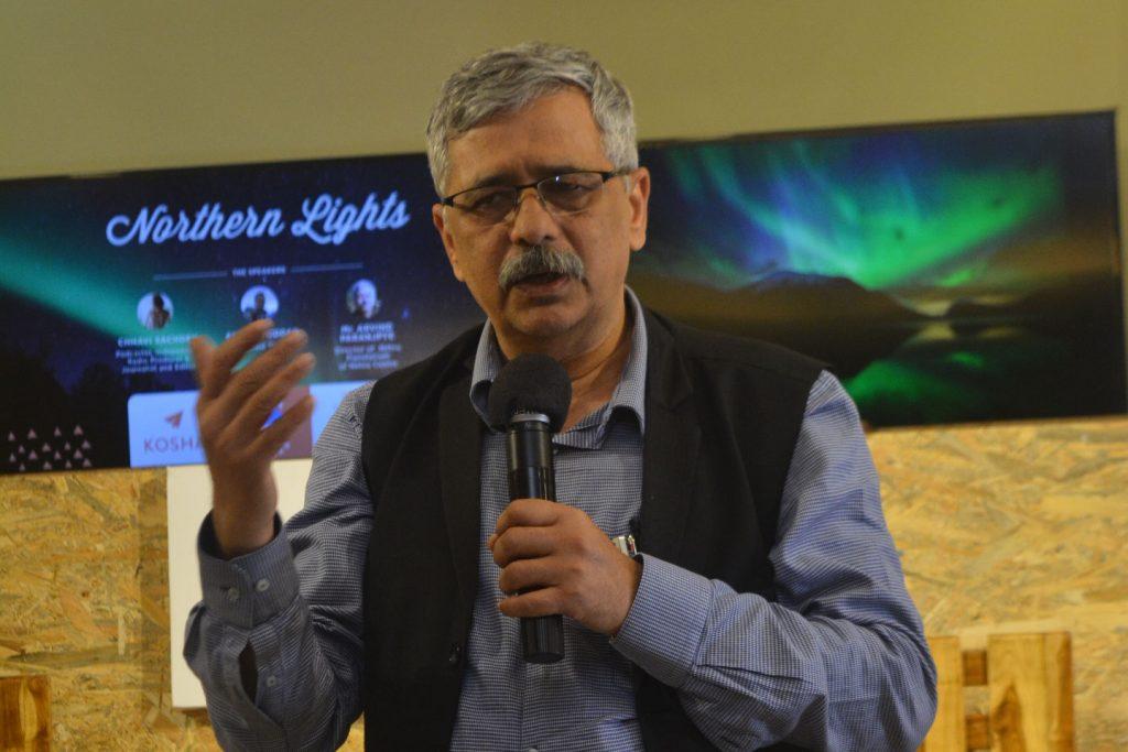 Mr. Arvind Paranjpye