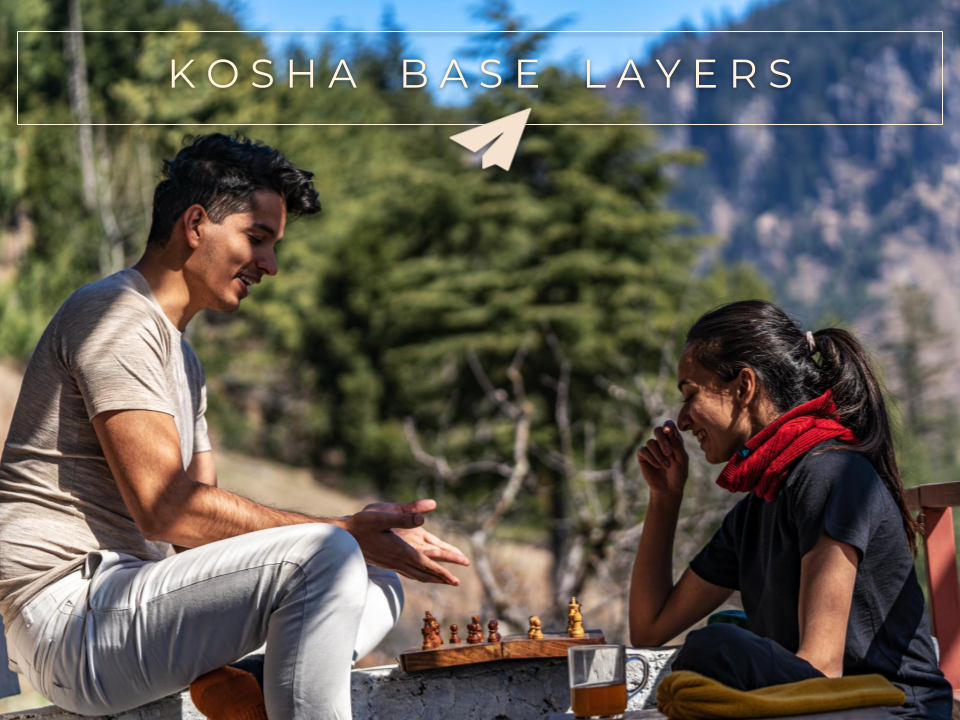 Kosha Base Layers : Thermals Reinvented