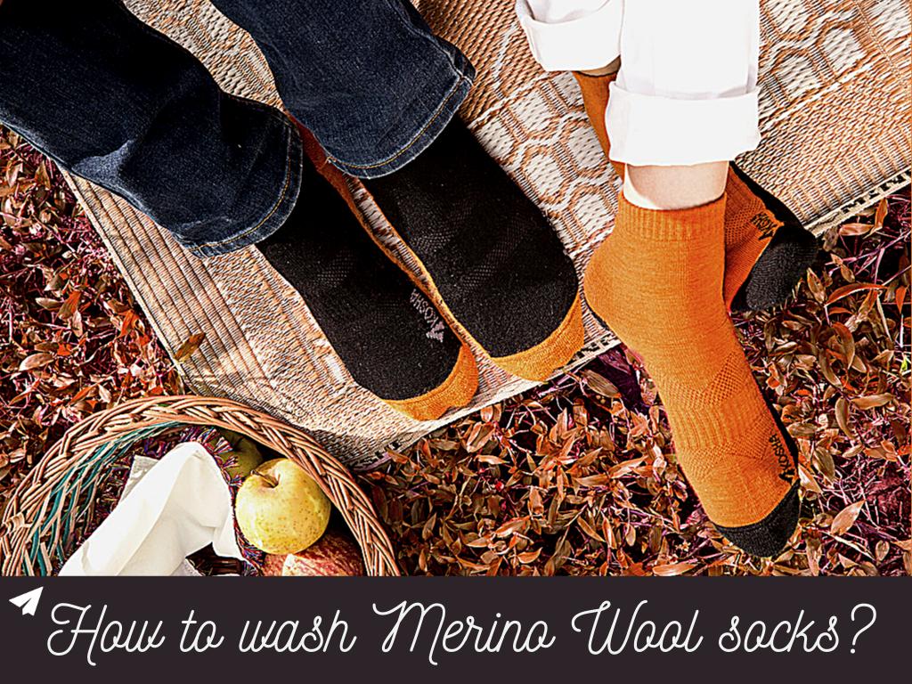 How to wash Merino Wool socks?
