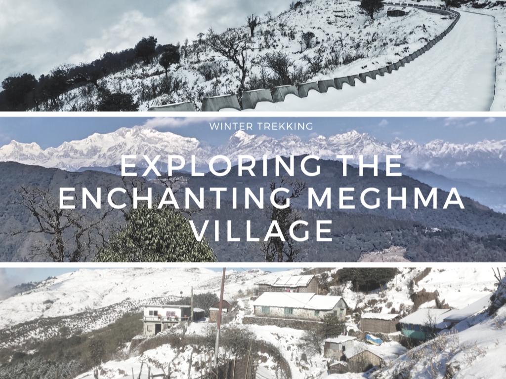 A winter Trek to unexplored Meghma