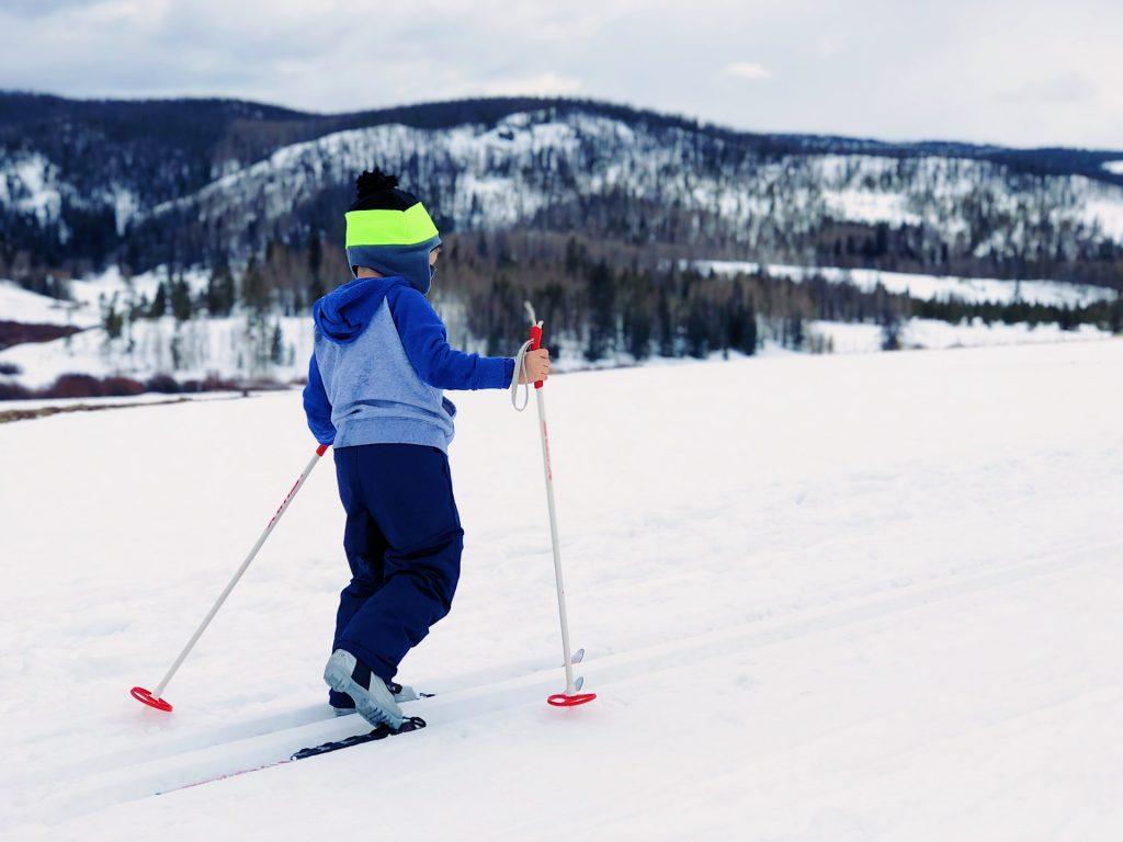 How to choose your child's Ski Socks?