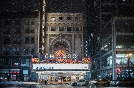 What to wear in Chicago in winter